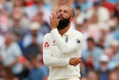 Moeen Ali takes a break from Test cricket