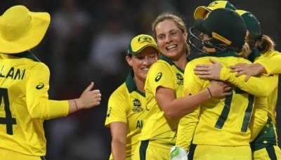 Australia Women complete their unbeaten tour of West Indies