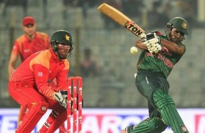 Bangladesh vs Zimbabwe 4th match: