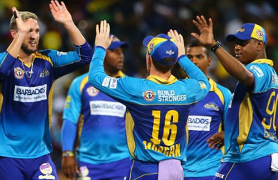 Barbados Tridents qualify for playoffs