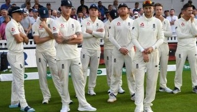 England's squad changes for New Zealand
