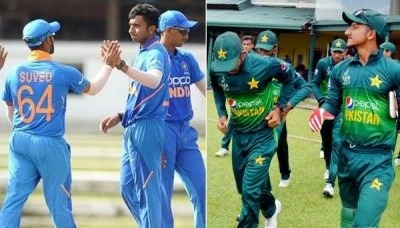 ICC U-19 Asia cup Pakistan vs India