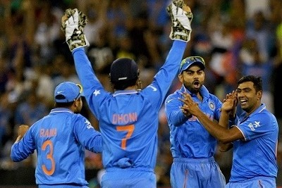 India defeats South Africa