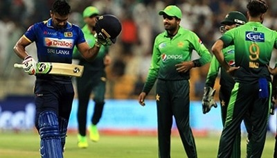 Pakistan Beat Sri Lanka in Second ODI Karachi 1