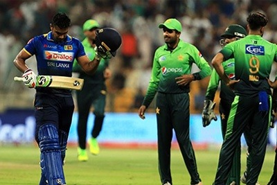 Pakistan Beat Sri Lanka in Second ODI Karachi 3