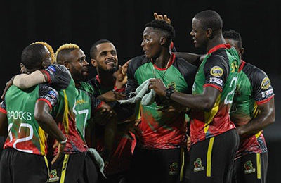 St Kitts and Nevis Patriots secure their spot in CPL playoffs
