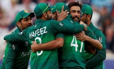 Changes in Pakistan's squad for ODIs against Sri Lanka