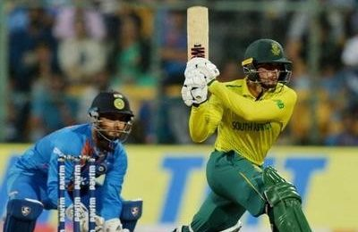 South Africa levels the T20I series against India