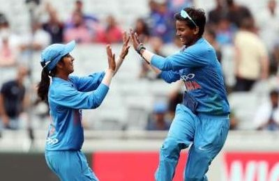 India Women defeat South Africa Women by 11 runs