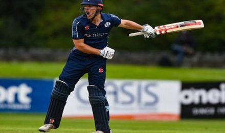 Scotland crushes Netherlands by 58 runs