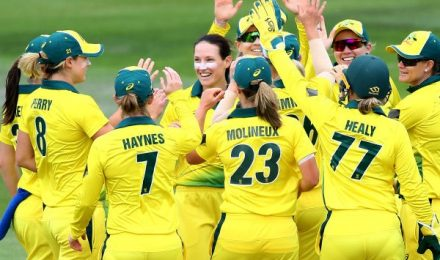 Australia Women wins their second T20I against West Indies Women