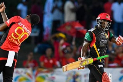 St Kitts & Nevis Patriots in CPL 2019