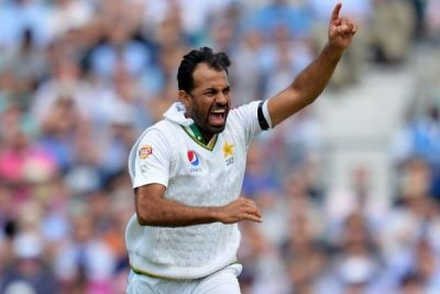 Wahab Riaz takes a break from red-ball cricket