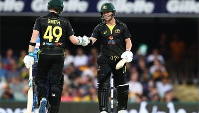 Australia vs Sri Lanka, 2nd T20I 1