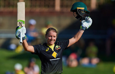 Australia Women 3-0 Sri Lanka after 132 runs win
