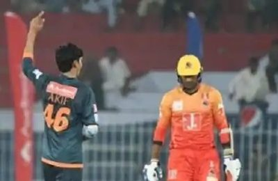 Balochistan beat Central Punjab in National T20 Cup