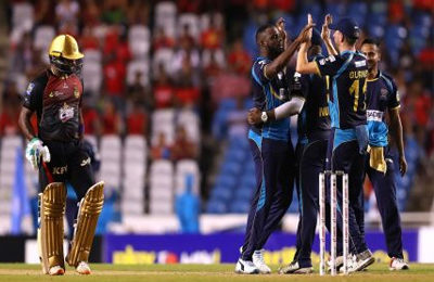 Barbados Tridents qualify for CPL 19 final
