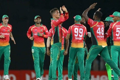 Guyana Amazon Warriors finish with a perfect 10