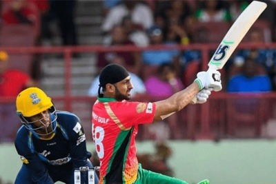 Guyana Amazon Warriors qualify for CPL 19 Final 2