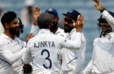 India defeat South Africa in 2nd Test by an innings