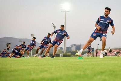 Senior Bangladesh players fail the beep test