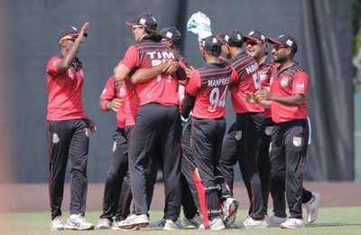 Singapore beat Bermuda in T20 World Cup Qualifier