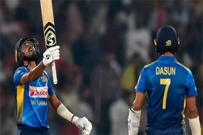 Sri Lanka defeats Pakistan by 13 runs in 3rd T20 1