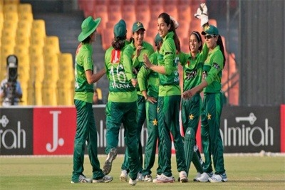 Bangladesh Women vs Pakistan Women, 1st T20I 1