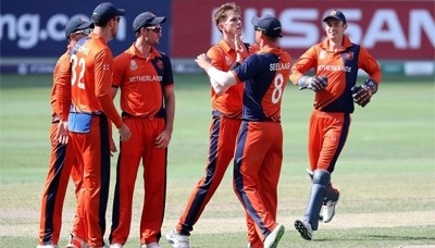 Netherlands qualify for the T20 World Cup 2020 4