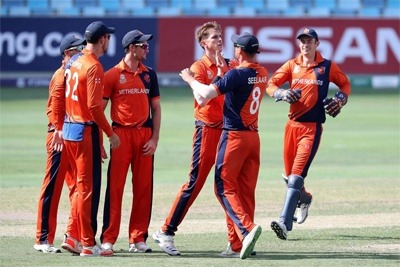 Netherlands qualify for the T20 World Cup 2020
