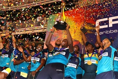 CPL 19 Final: Barbados Tridents are the Champions 1
