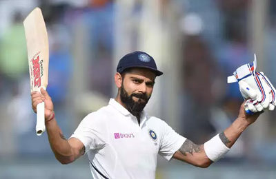 Virat Kohli completes 7000 runs in Test