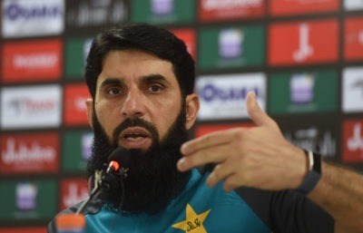 We need to show some patience - Misbah-ul-Haq 3
