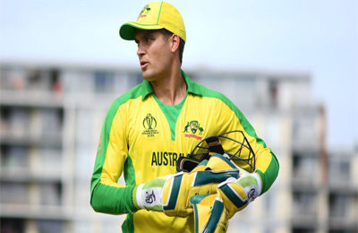 Australia's Alex Carey pleased with his T20 Squad