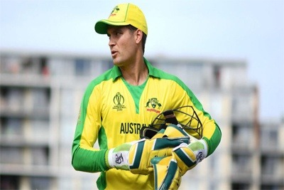 Australia's Alex Carey pleased with his T20 Squad 1