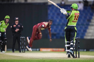 Qalandars vs Northern Warriors, T10 League 2019, Match 6 5