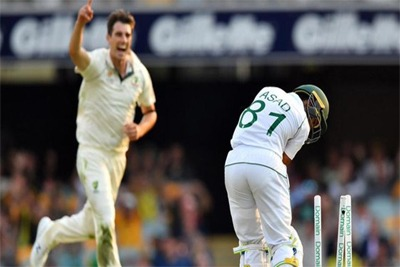 Pakistan vs Australia, 1st Test 1