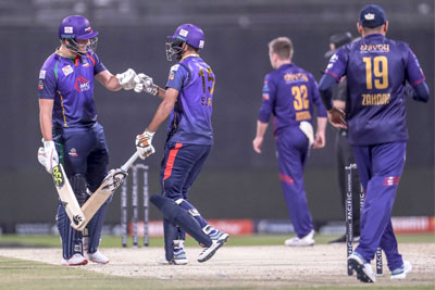 Bangla Tigers vs Deccan Gladiators, T10 League 2019,