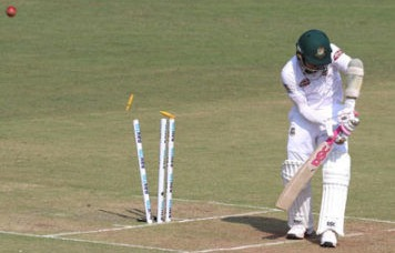 Bangladesh vs India, Day 1 of 1st Test 1