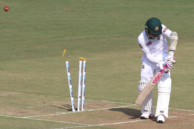 Bangladesh vs India, Day 1 of 1st Test