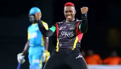 Fabian Allen return to the T20I squad against India