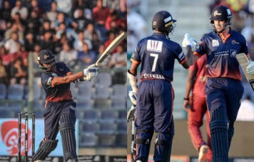 Maratha Arabians vs Northern Warriors, T10 League 2019, Match 1 2