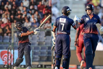 Maratha Arabians vs Northern Warriors, T10 League 2019, Match 1 1