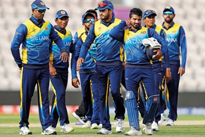Match-fixing now officially a crime in Sri Lanka
