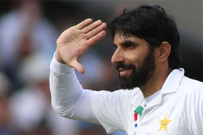 Misbah-ul-Haq to become Islamabad United Head Coach