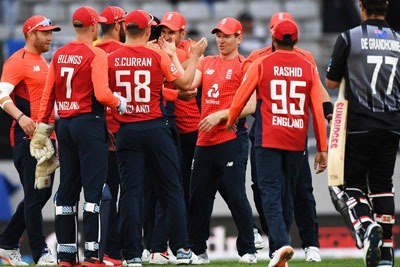 New Zealand vs England, 5th T20I