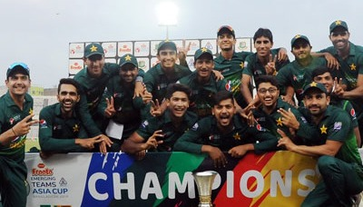 Pakistan wins the Emerging Teams Asia Cup 2019