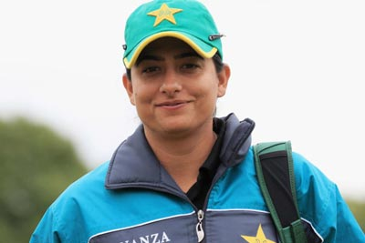 Sana Mir takes Break from International Cricket