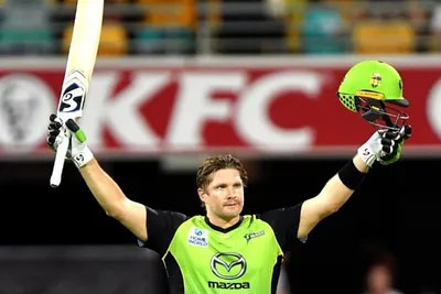 Shane Watson Becomes President of Australian Cricketers