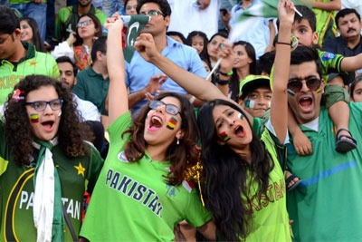 Test Cricket Returns to Pakistan